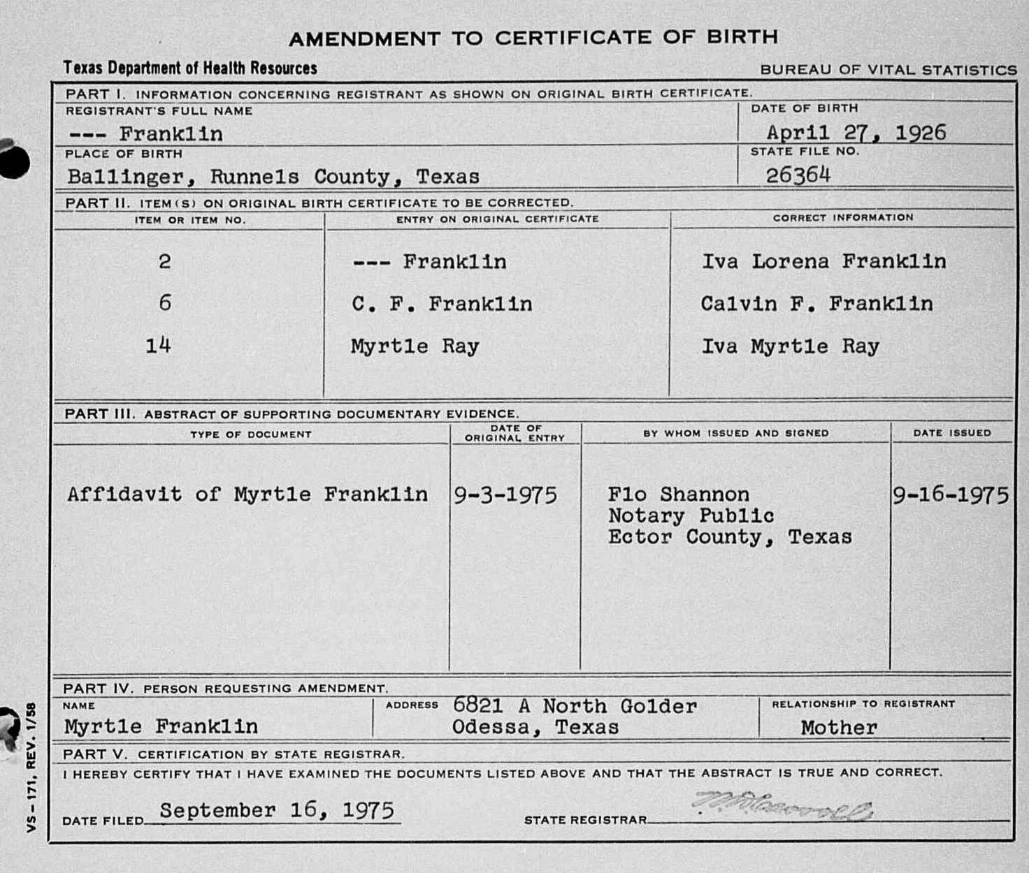 Free Professional Resume Order Birth Certificate Oklahoma